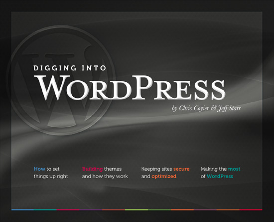 [ Digging into WordPress V3 ]