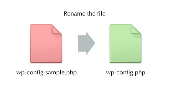 Rename the file