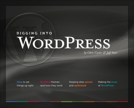 Digging Into WordPress Version 4.9