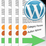 Limit WordPress Post Navigation to Same Author and Category