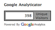 [ Google Analyticator ]