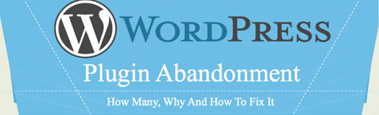 Infographic: Plugin Abandonment