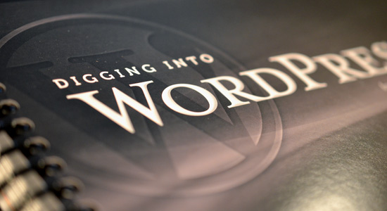 [ Digging into WordPress (Print Edition): Durable Cover ]