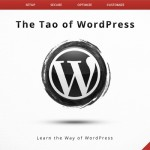 New Book! The Tao of WordPress