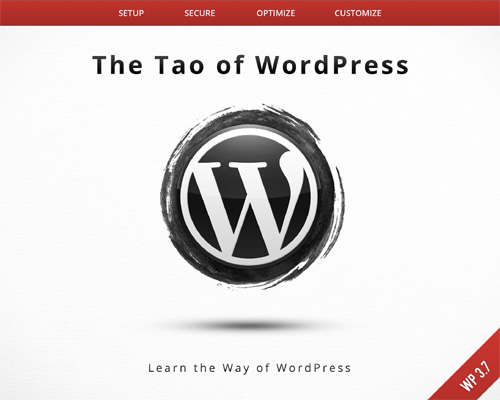 Tao of WordPress