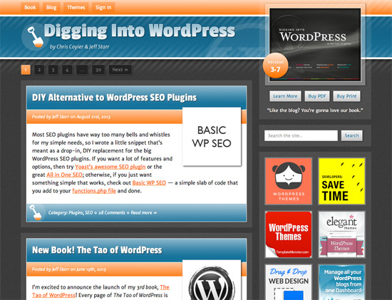 DigWP Theme Version 3